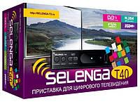 TV-тюнер Selenga T40 Цифровой телевизионный приемник, фото 1