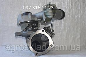 Турбокомпрессор Skoda Octavia 1.8 T / Volkswagen Golf IV 1,8T, фото 3