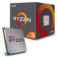 Процессор AM4 AMD Ryzen 3 1200 4x3,1Ghz 8Mb Cache (YD1200BBAEBOX) новый