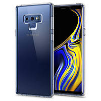 Чехол Spigen для Samsung Galaxy Note 9 Liquid Crystal, Crystal Clear (599CS24569)
