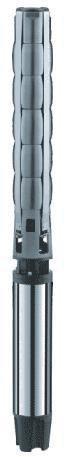 Промышленный глубинный насос150 SP17-13