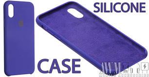 Накладка SILICONE CASE orig