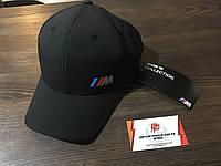 Кепка BMW Logo Cap M, 80162454739 мужская. Оригинал. Черного цвета., фото 1