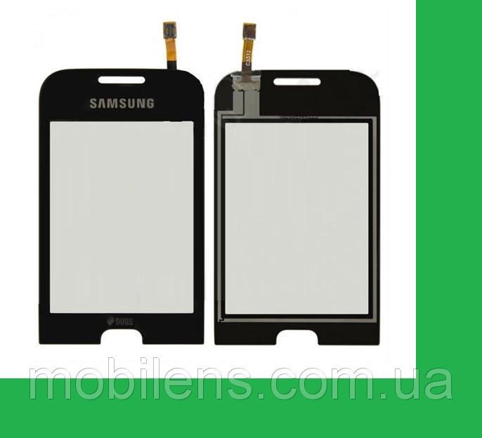Samsung C3312 Тачскрин (сенсор) черный