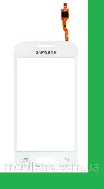 Samsung G313H, G313HD Galaxy Ace 4 Lite Тачскрин (сенсор) белый
