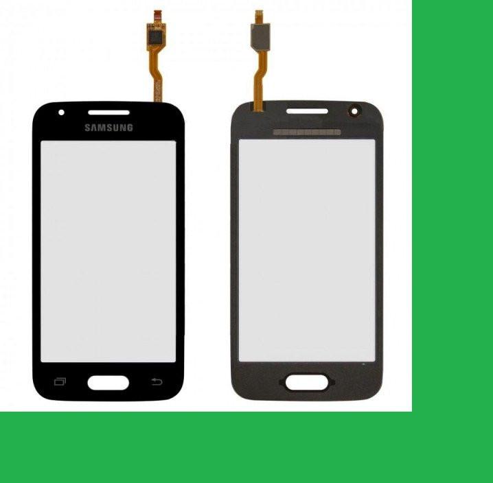 Samsung G313HN, G313HU,G310 Galaxy Ace 4 Тачскрин (сенсор) черный (темно-серый)