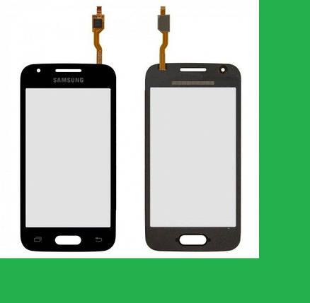 Samsung G313HN, G313HU,G310 Galaxy Ace 4 Тачскрин (сенсор) черный (темно-серый), фото 2