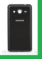 Samsung G355, G355H, Galaxy Core 2 Задняя крышка черная