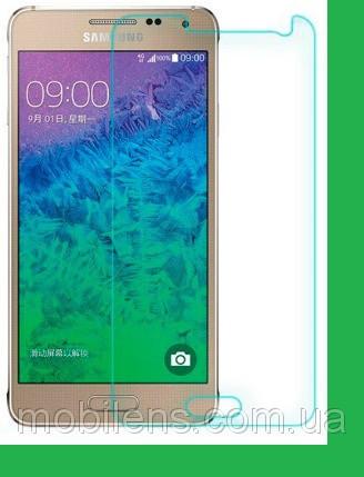 Samsung G850, G850F, Galaxy Alpha Защитное стекло