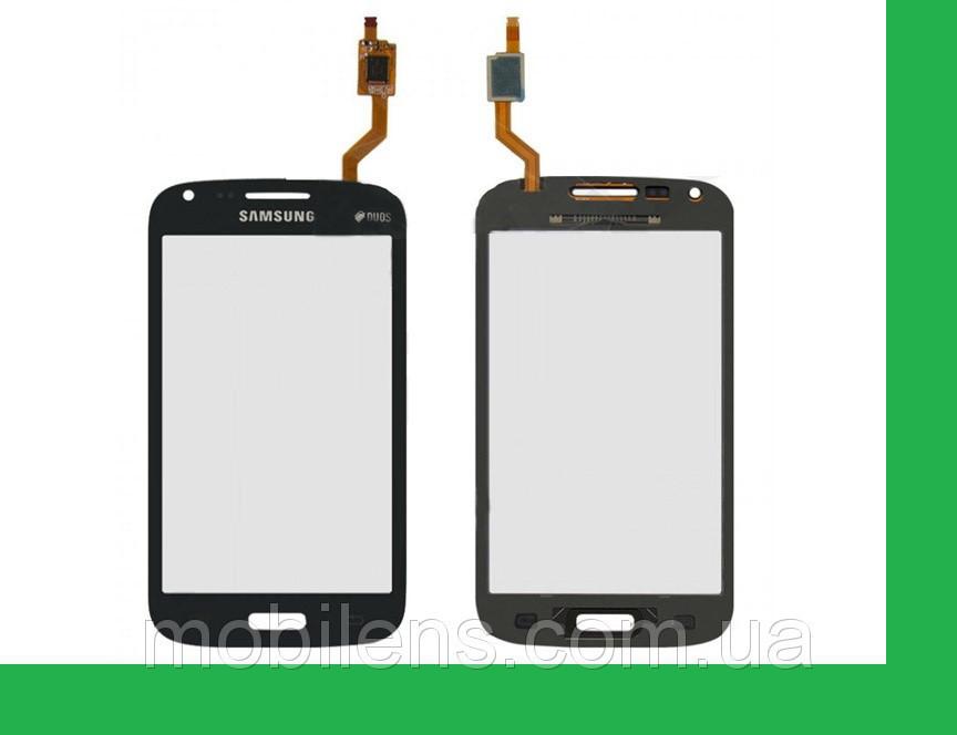 Samsung i8262, i8260 Galaxy Core Тачскрин (сенсор) темно-синий