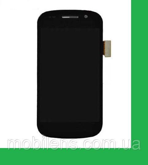 Samsung i9020 Дисплей+тачскрин(сенсор) черный