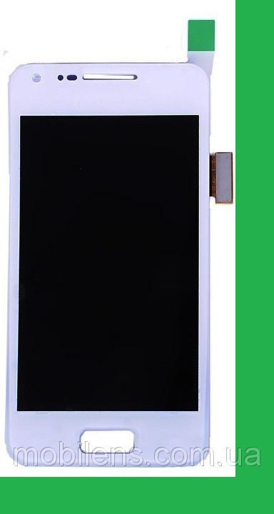 Samsung i9070, Galaxy S Advance Дисплей+тачскрин(сенсор) белый