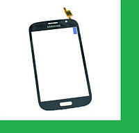 Samsung i9082, i9080 Galaxy Grand Тачскрин (сенсор) темно-синий