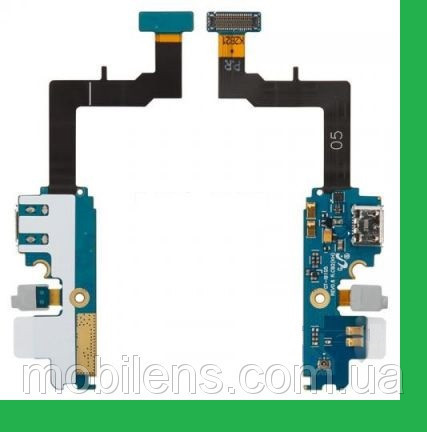 Samsung i9105, Galaxy S2 Plus Шлейф с разъемом зарядки и микрофоном