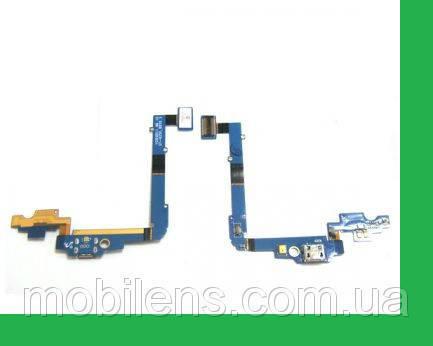 Samsung i9250, Galaxy Nexus Шлейф с разъемом зарядки и микрофоном, фото 2