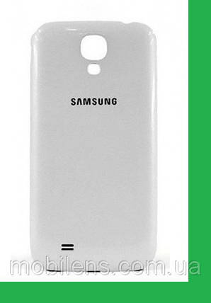 Samsung i9500 Galaxy S4, i9505 Galaxy S4 Задняя крышка белая, фото 2