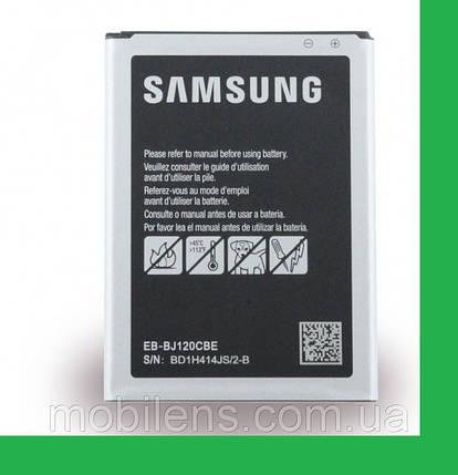 Samsung J120, J120H Galaxy J1 (2016), EB-BJ120CBE Аккумулятор, фото 2