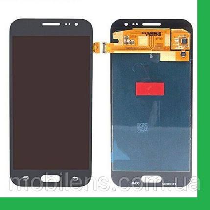 Samsung J210, Galaxy J2 (2016) Дисплей+тачскрин(сенсор) синий, фото 2