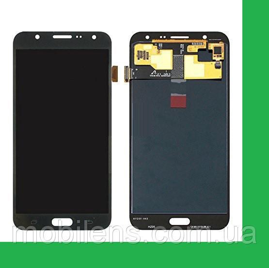 Samsung J700, J700F, J700H, J700M Galaxy J7 Дисплей+тачскрин(сенсор) черный