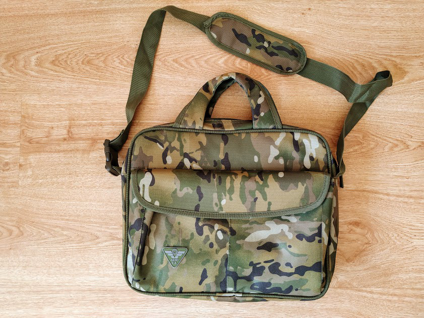 Тактична сумка для ноутбука Мультикам