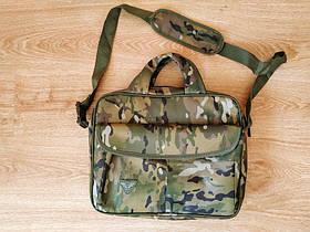 Тактовна сумка для ноутбука Мультикам
