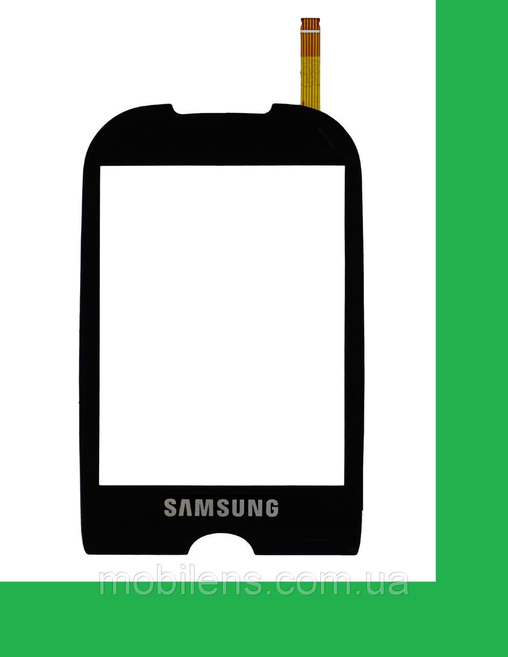 Samsung S3650 Тачскрин (сенсор) черный