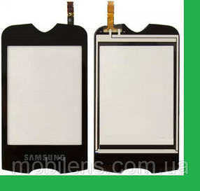 Samsung S3370 Тачскрин (сенсор) черный