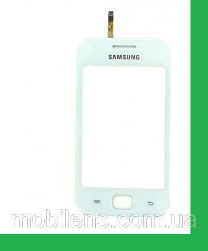Samsung S6802, S6352 Galaxy Ace Duos Тачскрин (сенсор) белый