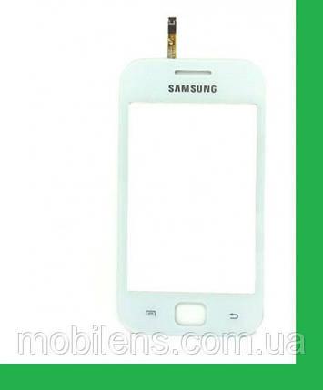 Samsung S6802, S6352 Galaxy Ace Duos Тачскрин (сенсор) белый, фото 2