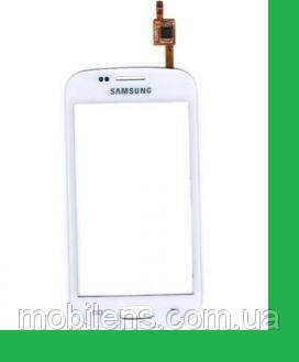 Samsung S7500 Тачскрин (сенсор) белый