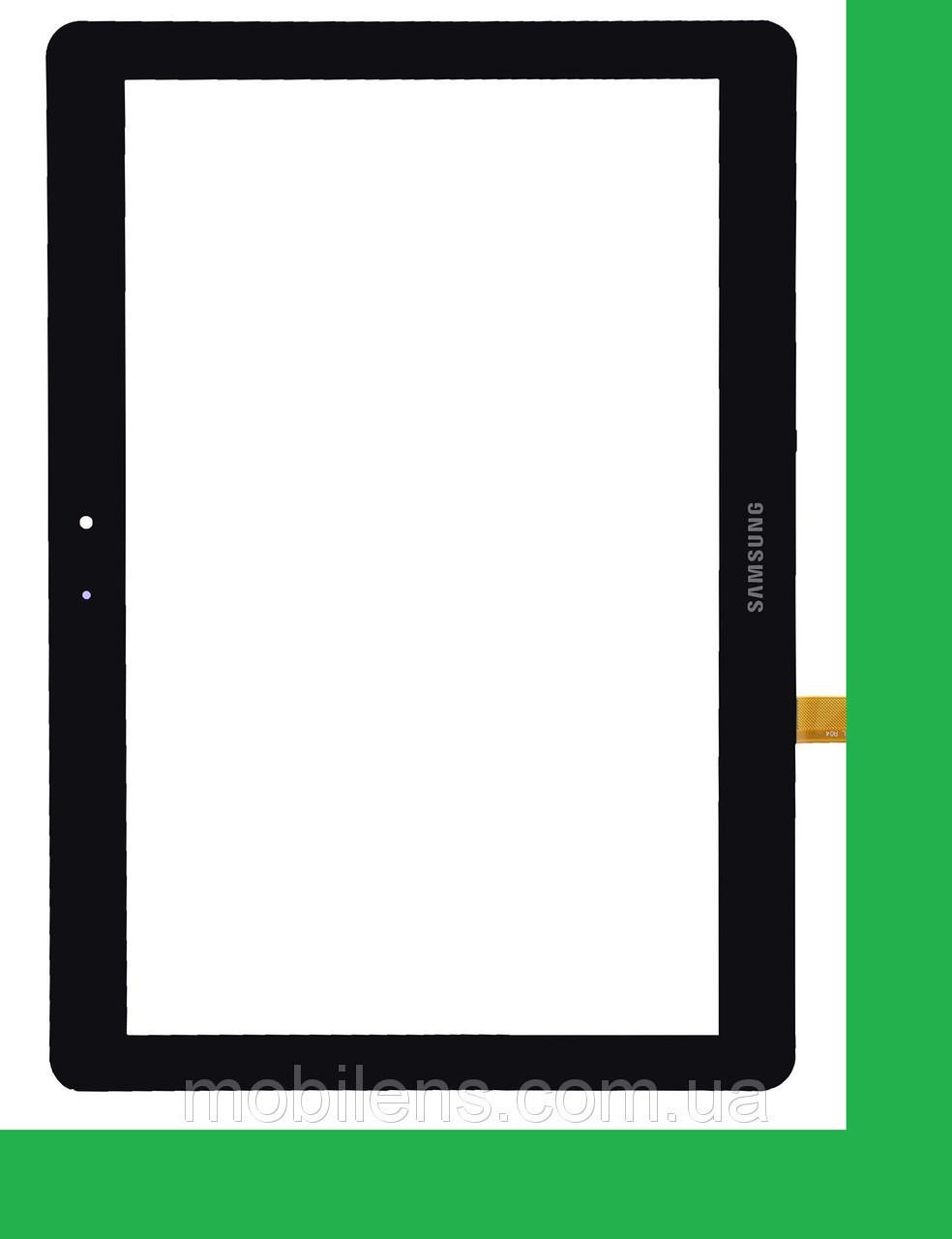 Samsung P5113TS Тачскрин (сенсор) черный