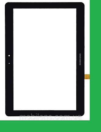 Samsung P5113TS Тачскрин (сенсор) черный, фото 2