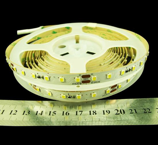 LED лента Rishang SMD2835, 84шт/м, 20W/m, IP33, 24V