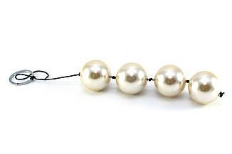 Анальні кульки перли