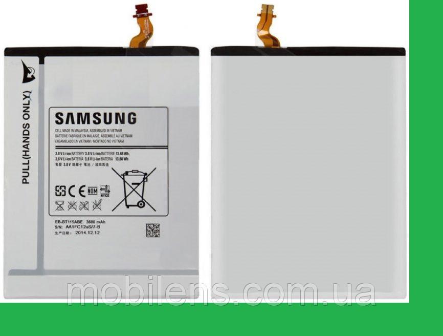 Samsung T110, T111,T113, T110, T116 Galaxy Tab 3, EB-BT111ABE, EB-BT115ABE Аккумулятор