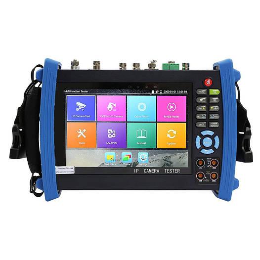 Тестер видеокамер RV-ZTest86P-MOVTSADH с сенсорным экраном Retina