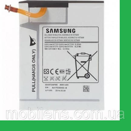 Samsung T230, T231, T235, EB-BT230FBT, EB-BT230FBE Аккумулятор, фото 2