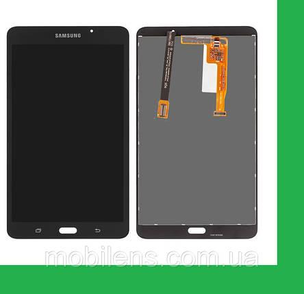 Samsung T280, Galaxy Tab A 7.0 (версия Wi-Fi) Дисплей+тачскрин(сенсор) черный, фото 2