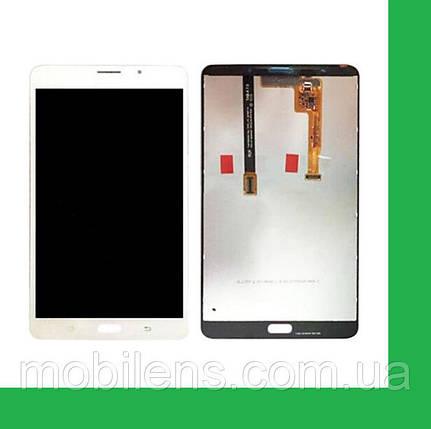 Samsung T285, T281, Galaxy Tab A 7.0 (версия 3G) Дисплей+тачскрин(модуль) белый, фото 2