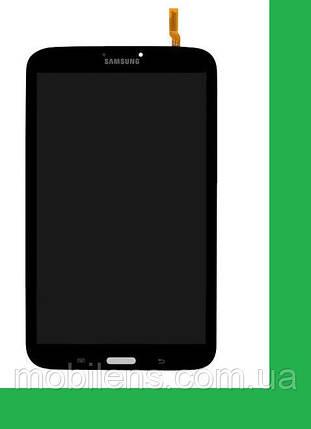 Samsung T310, T3100 Galaxy Tab 3 8.0 (версия Wi-Fi) Дисплей+тачскрин(сенсор) черный, фото 2