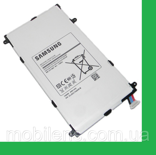 Samsung T320, T321, T325, T4800E Аккумулятор