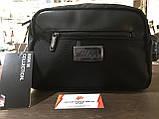 Несесер BMW M Wash Bag, 80222454769. Оригінал. Чорного кольору., фото 2