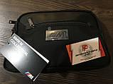 Несесер BMW M Wash Bag, 80222454769. Оригінал. Чорного кольору., фото 4
