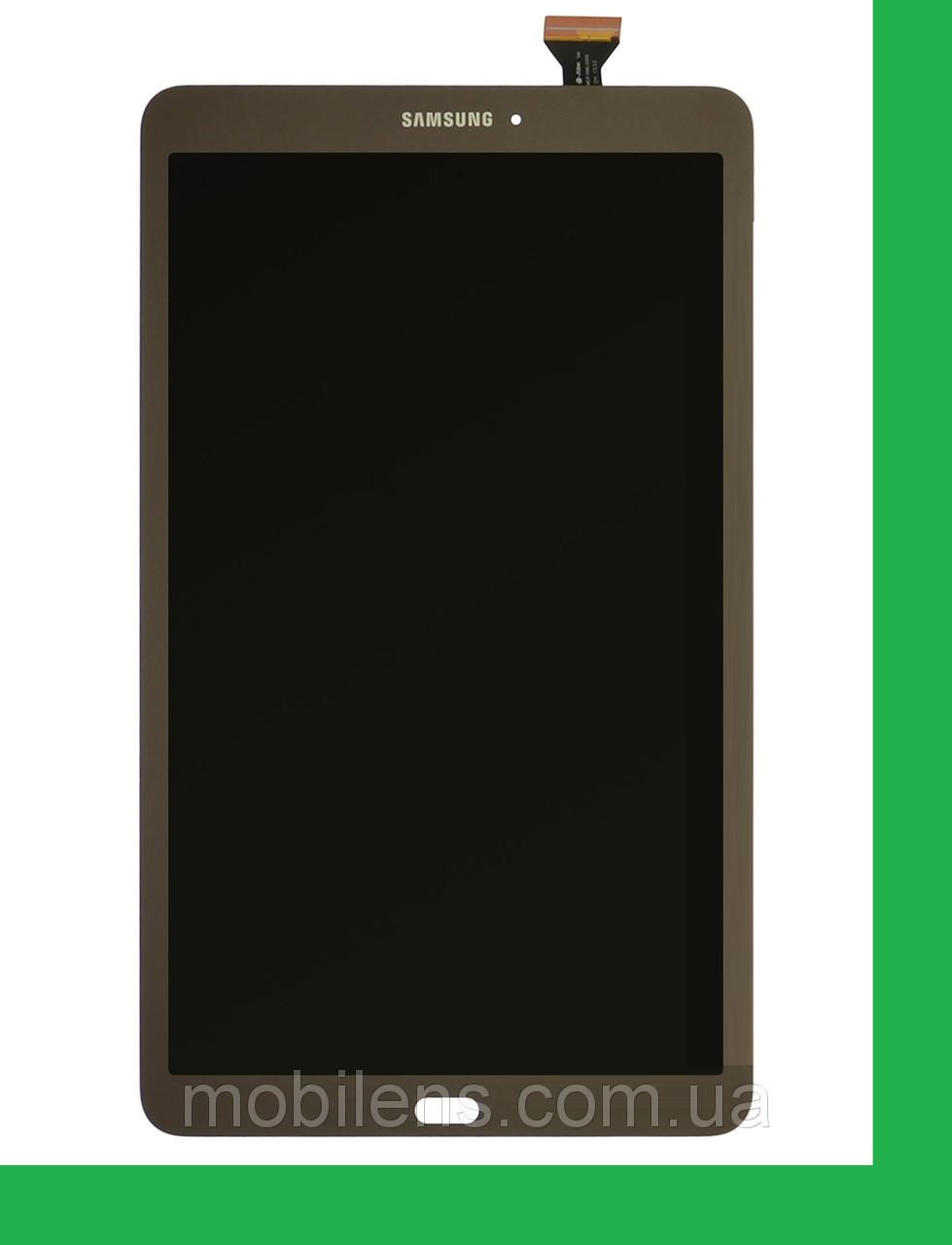 Samsung T560, T561, Galaxy Tab E 9.6 Дисплей+тачскрин(сенсор) коричневый (бронзовый)