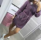 Платье-туника с поясом в комплекте, фото 6