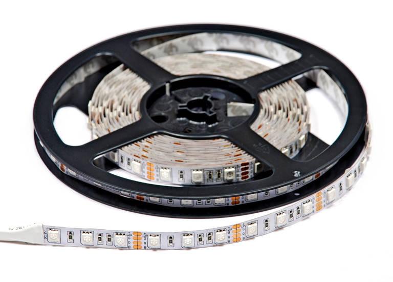Светодиодная лента Lumex SMD 5050 (60 LED/m) RGB IP20 Econom