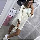 Платье-туника с поясом в комплекте, фото 7