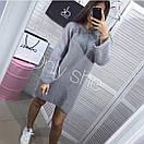 Платье-туника с поясом в комплекте, фото 8
