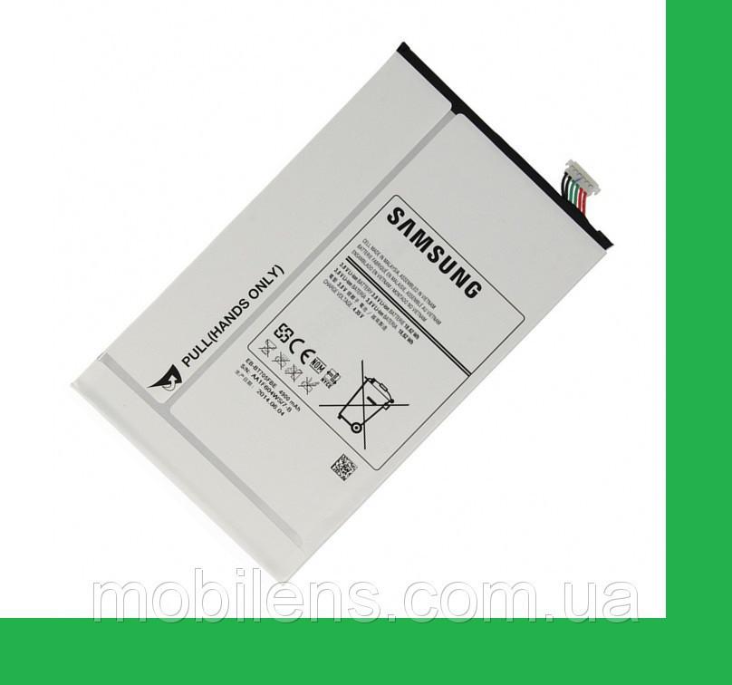 Samsung T700, T705, Galaxy Tab S 8.4, EB-BT705FBE Аккумулятор