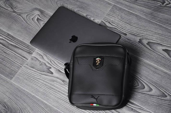 Мужская барсетка, сумка через плече Puma, пума Italy Hourse, фото 2